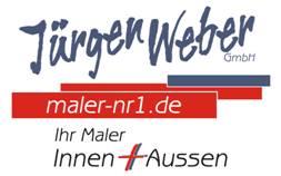 Jürgen Weber GmbH - Ihr Maler - Innen + Aussen